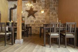 Oberer Gastraum - Weingasthaus Fassdaube